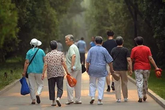 Nearly a quarter of Beijing residents now 60 or older