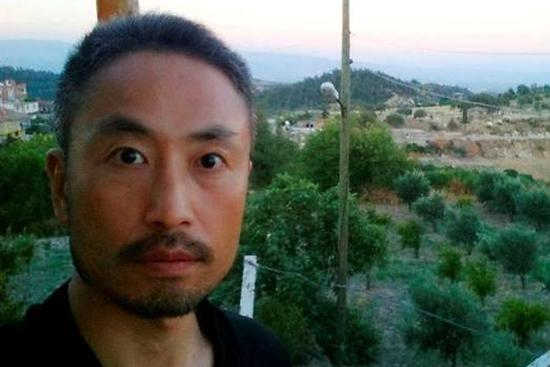 Japanese journalist missing for three years freed in Syria: report