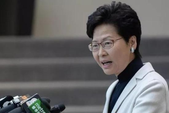 HK Chief Executive: Huawei executive Meng issued HKSAR passport as per law