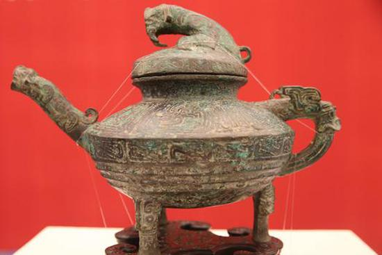 Long-lost relic dated back to 3,000 years ago comes home