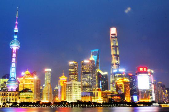 Shanghai aims to become worldwide financial center by 2020