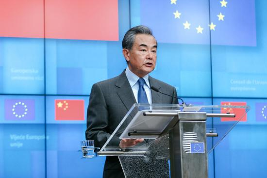 Xi's upcoming visit to boost China-EU partnership: Chinese state councilor
