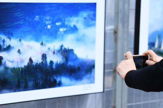 Int'l photography festival kicks off in north China