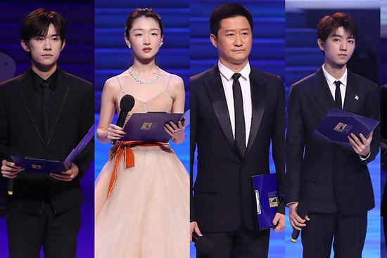 28th 四不像心水 Golden Rooster and Hundred Flowers Film Festival opens