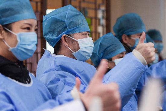 23 coronavirus-infected patients cured in Hubei