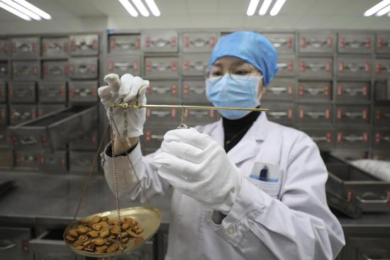 Traditional Chinese medicine offers oriental wisdom in fight against novel virus