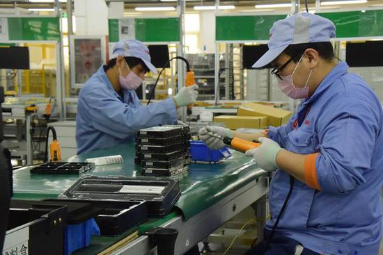 760 enterprises above designated size in Tianjin resume production