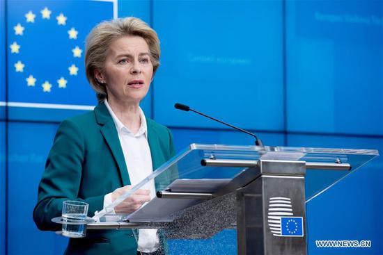 欧盟提议限制旅行,因为这两个病毒病例和措施都出现了升级