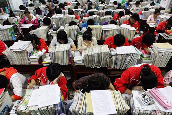 China's national college entrance exam postponed for one month