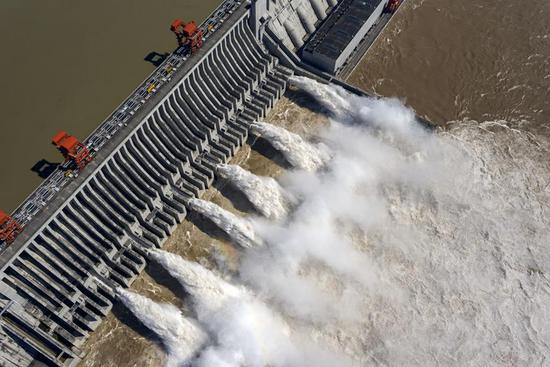 Three Gorges reservoir braces for new round of floods