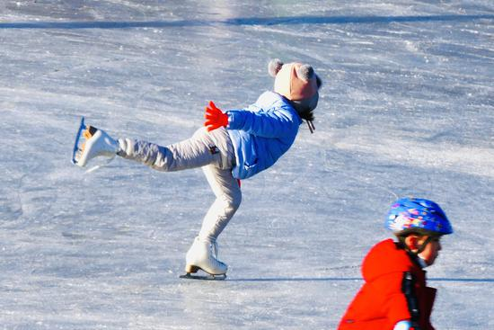 Enthusiasm for winter sports explodes with Olympics one year out