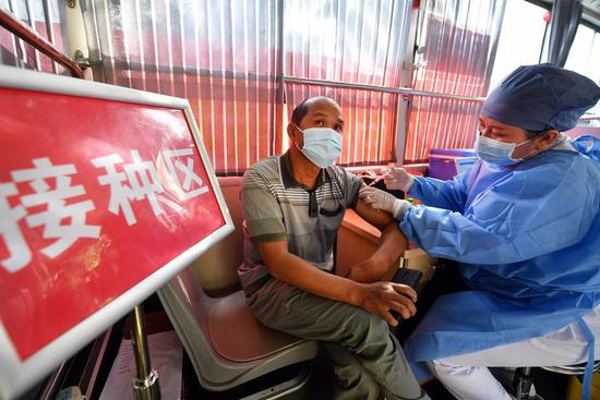 Over 187 mln COVID-19 vaccine doses administered across China