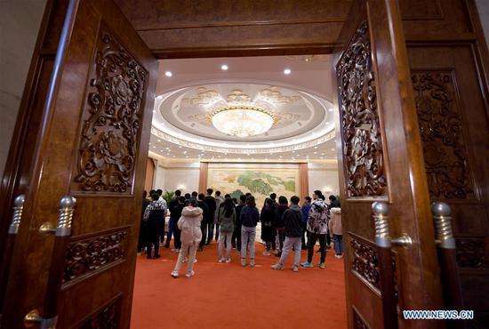 全国政协召开第一个开放日 4