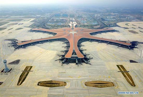 北京新国际机场建成 3