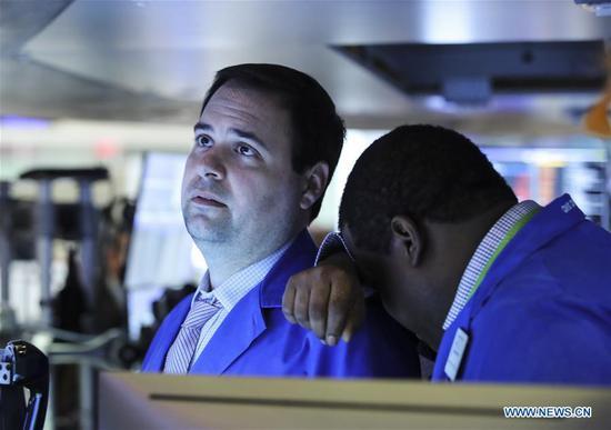 U、 美国股市收盘大幅走低,市场抛售仍在继续