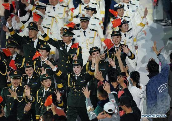 """武汉""""历史""""与""""和平""""的军事世界博弈 2"""