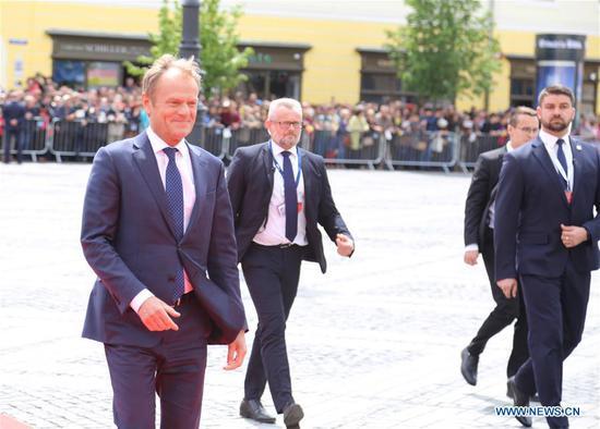 """欧盟领导人誓言捍卫""""一个欧洲"""",维护基于规则的国际秩序 1"""