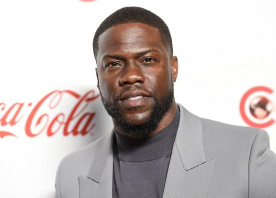 In this April 4, 2019 file photo, Kevin Hart poses for photos at the Big Screen Achievement Awards at Caesars Palace in Las Vegas. Hart has been injured in a car crash in the hills above Malibu on Sunday, Sept. 1. [Photo: AP]