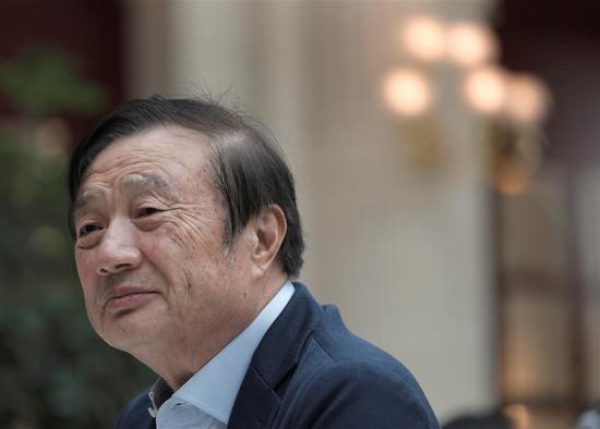 Ren Zhengfei, founder of Huawei Technologies