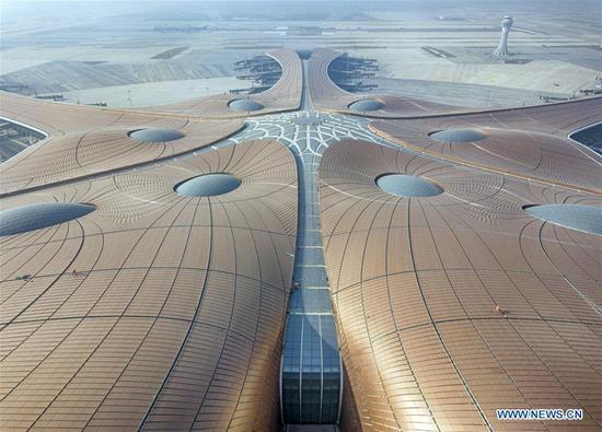 北京新国际机场建成 7