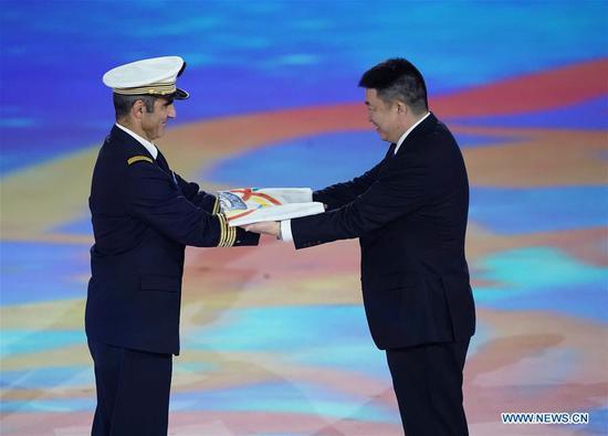"""武汉""""历史""""与""""和平""""的军事世界博弈 1"""