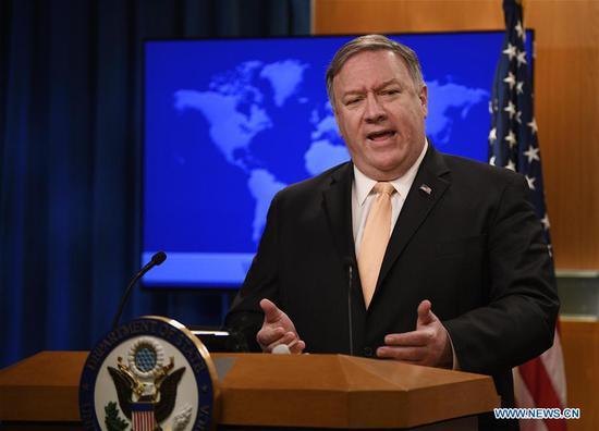 美国不会重新发布对伊朗石油购买的制裁豁免