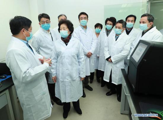 Chinese vice premier stresses epidemic control in winter