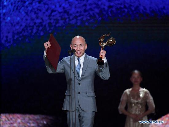 Lin Chaoxian is honored with the Best Director for the movie