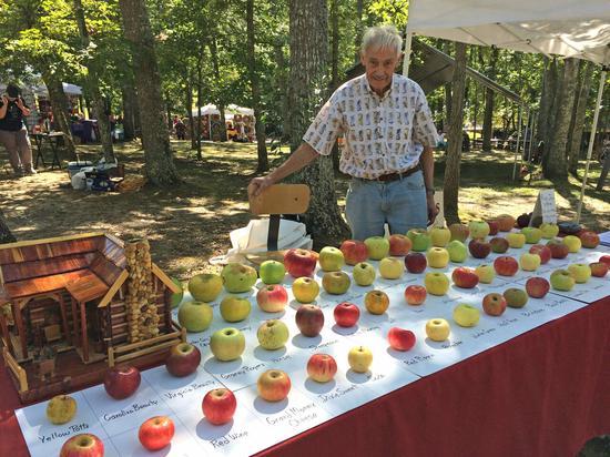 """双语热点:退休后当上""""苹果猎人"""",美国大爷找回1200个苹果品种"""