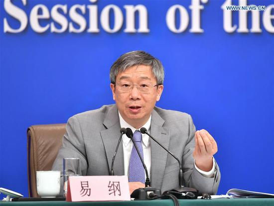 中国坚决推进金融市场开放的时间表:央行行长