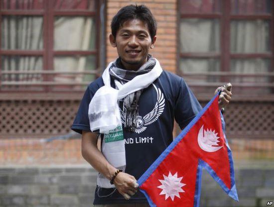 Nobukazu Kuriki, 36, was found dead while sleeping in a camp 2 tent at 7,400 metres (24,278 feet) on the 8,850-metre (29,035-feet) mountain