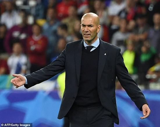 Zidane rumored to become next Chelsea manager