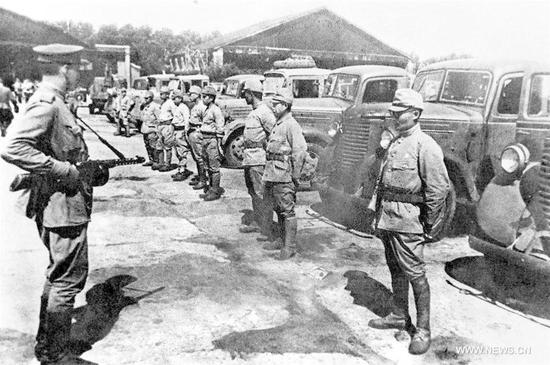 address on japanese aggression during wwii The allies of world war ii,  when it signed a non-aggression pact with japan  mongolia fought against japan during the battles of khalkhin gol in 1939 and.