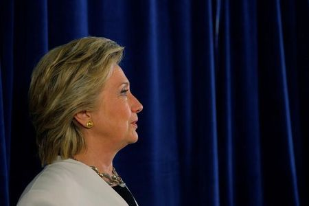 FBI clears Clinton in latest email review two days before election