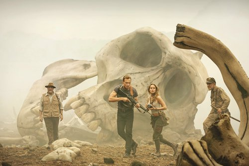 Promotional material for Kong: Skull Island Photo: IC