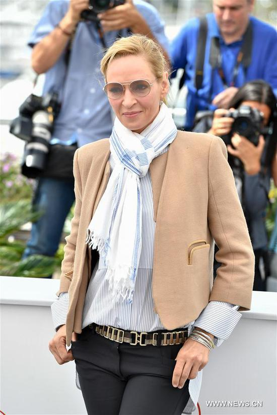 Uma Thurman, Jury President of Film selection