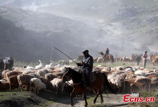 nomads and their effects on china To be consistent with their low pasturage that has major ramifying effects on culture core given the trouble central asian nomads caused.