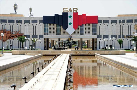After a five-year pause, the Damascus International Fair, the Syrian economy's window to the world, is returning this month.
