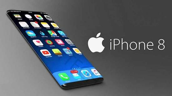 Apple chief executive Tim Cook says the new handsets, the iPhone 8 and larger iPhone 8 Plus, represent