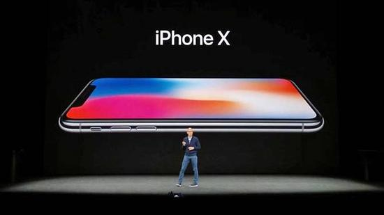 Apple says new iPhone X will 'set the path for technology'.