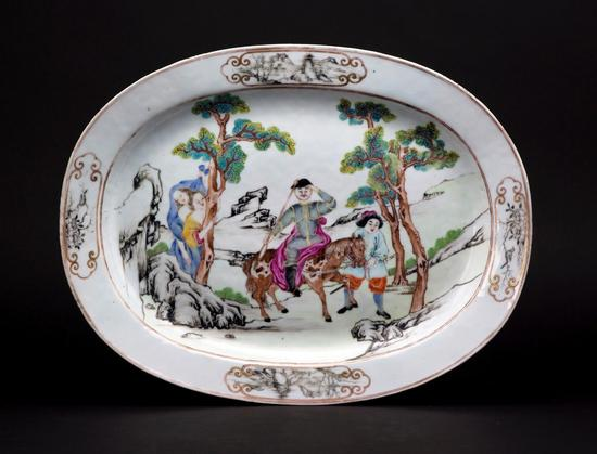 British Chinese collector to bring Chinese export porcelain back home