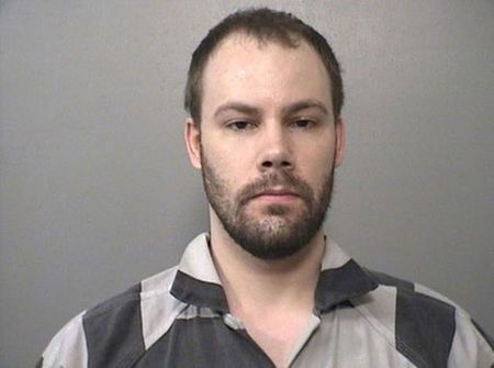 Brendt Christensen, 28, arrested in connection with the disappearance of Yingying Zhang, 26, on June 9, 2017, is shown in this booking photo in Champaign, Illinois, U.S., provided July 5, 2017.