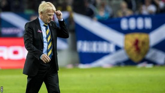 Gordon Strachan was appointed Scotland manager in January 2013