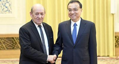 China, France to strengthen cooperation in nuclear energy, climate change