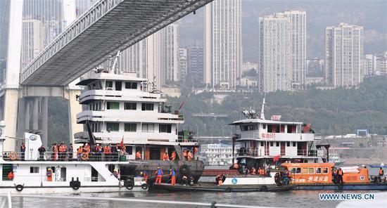 重庆市公交入港位置的确定 2