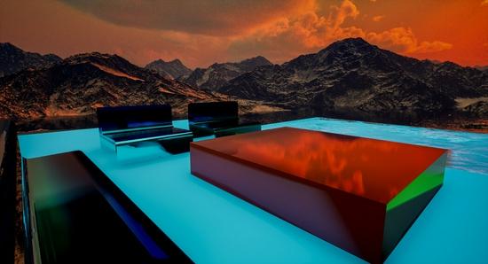 火星之家是由艺术家克里斯塔·金设计的数字房屋,其出售成交价约合51.2万美元
