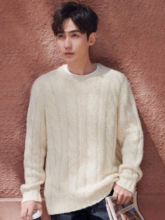 Chinese actor Zhu Yilong releases new fashion photos. [Photo/IC]