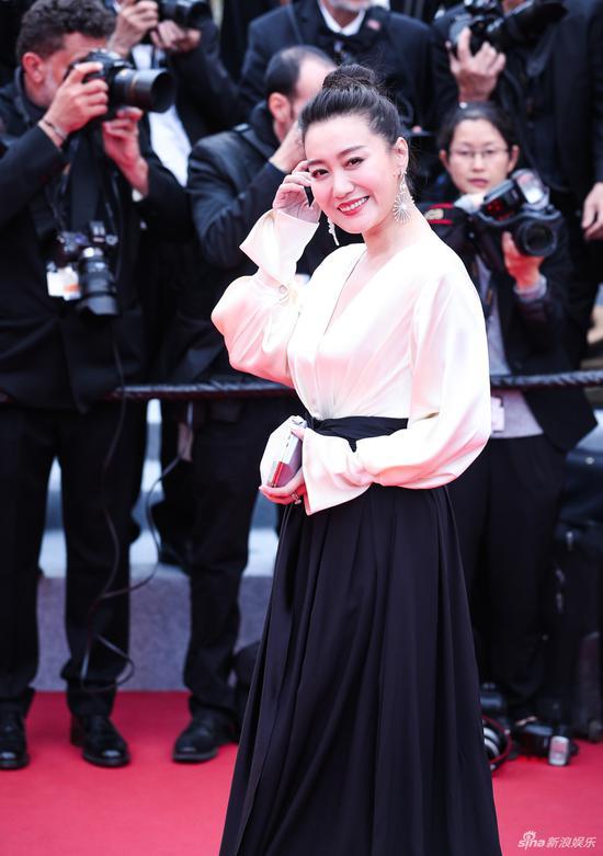 中国明星在第72届戛纳电影节红地毯上闪耀 5