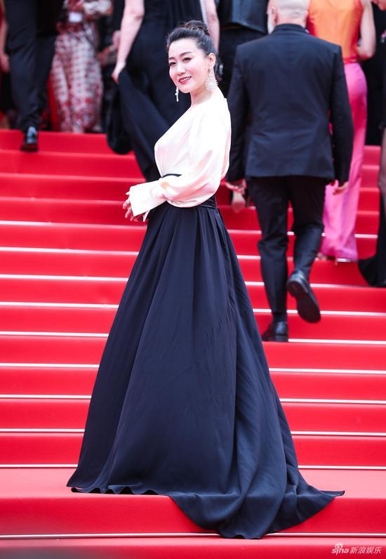 中国明星在第72届戛纳电影节红地毯上闪耀 6