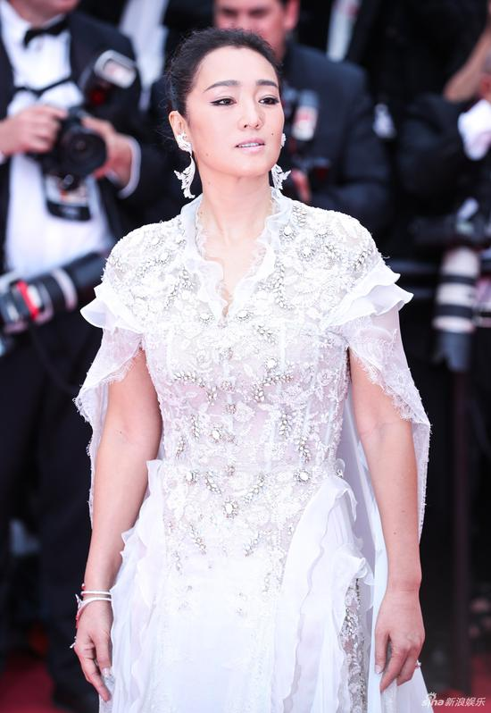 中国明星在第72届戛纳电影节红地毯上闪耀 1